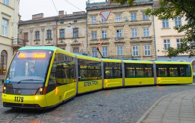 """У Львові з'являться нові трамваї """"Електрон"""""""