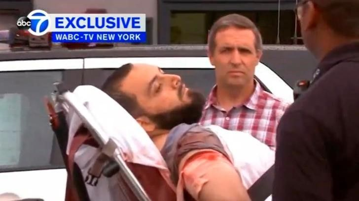 Взрыв вцентре Нью-Йорка, 29 пострадавших