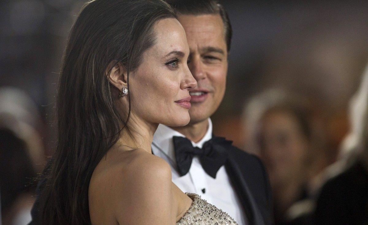 Берд Питт и Анджлени Джоли / REUTERS