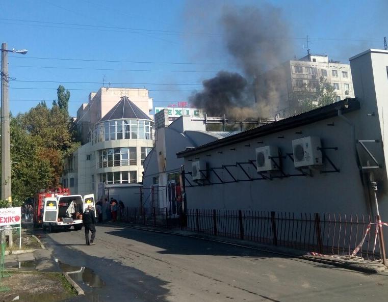 В Одессе произошел взрыв / 048.ua
