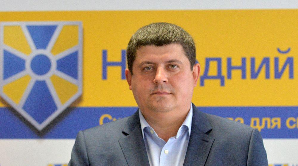 Максим Бурбак / Фото nfront.org.ua