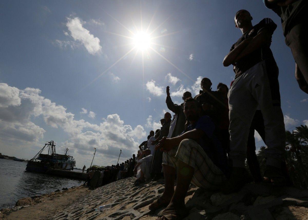 На решение МВФ о кредите для Египта может повлиять вопрос о мигрантах / REUTERS