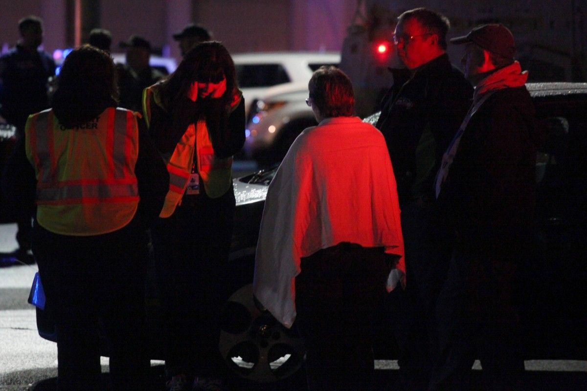 В Берлингтоне неизвестный застрелил пятерых человек / REUTERS