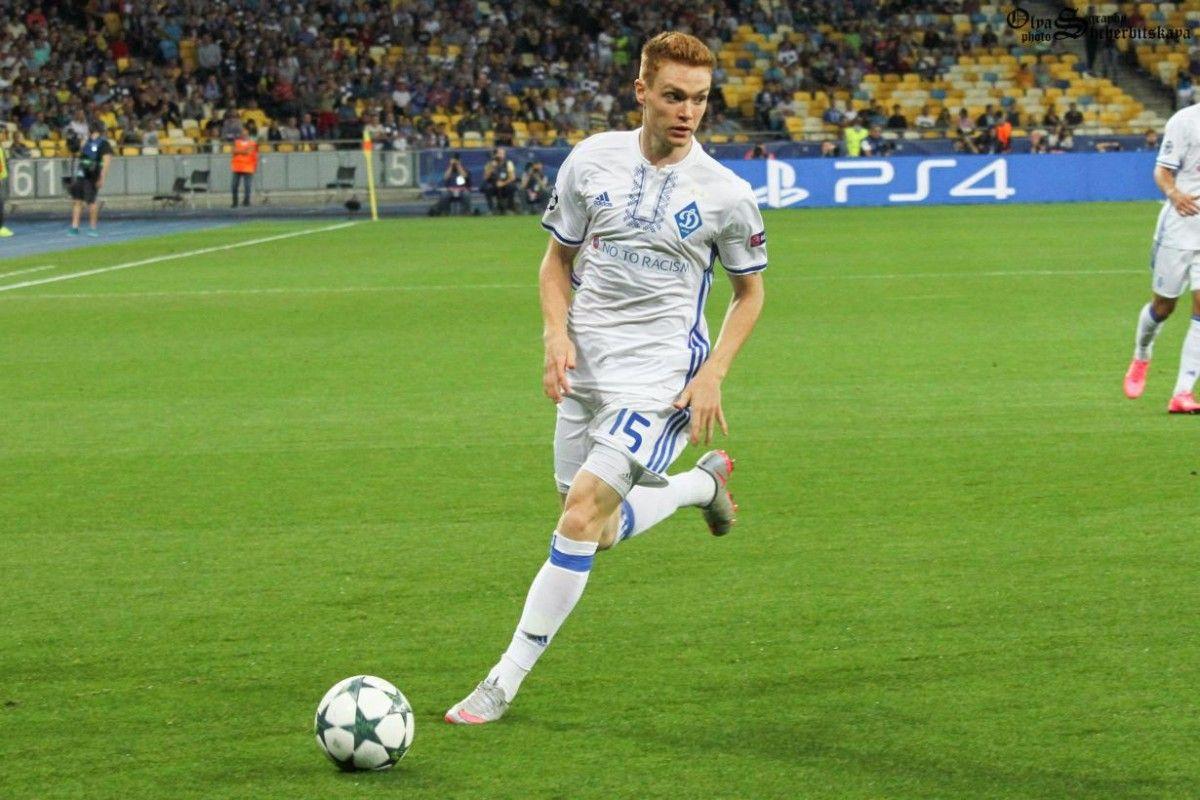 18-летний Цыганков забил первый гол за