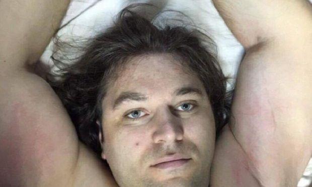 Олександр Пугачов, якого підозрюють у вбивстві патрульних у Дніпрі / facebook.com/NikolayKolesnyk