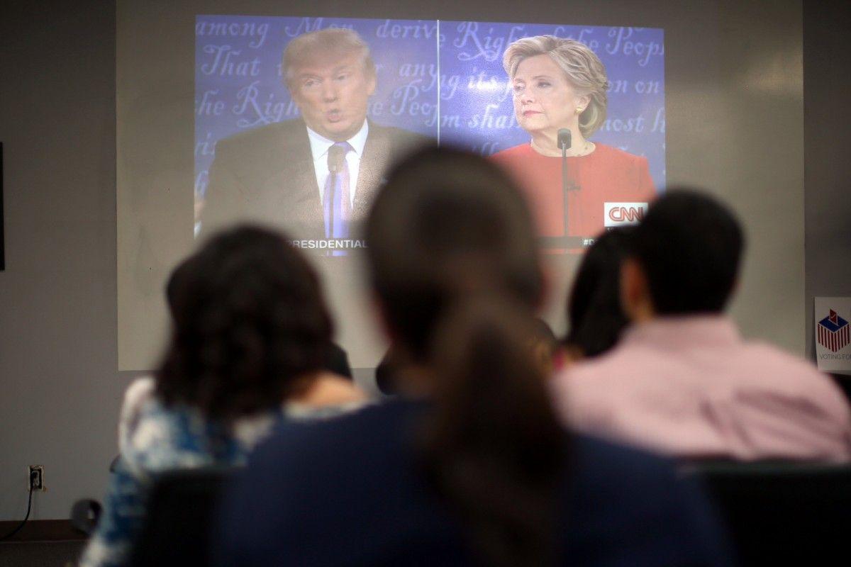 У США відбулися теледебати між Клінтон і Трампом / REUTERS