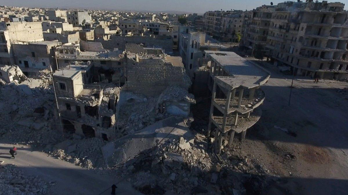 Руины Алеппо / REUTERS