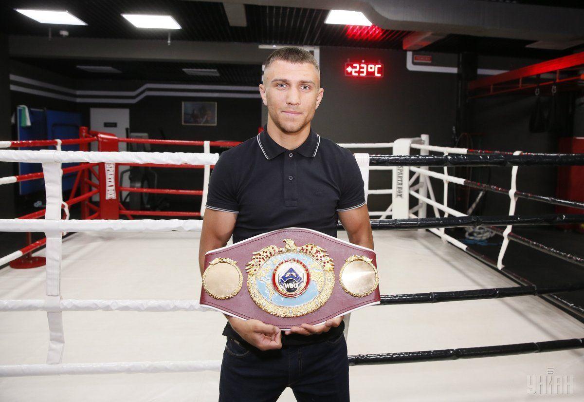 Николас Уолтерс: «СЛомаченко будет лучший бой всовременном боксе»