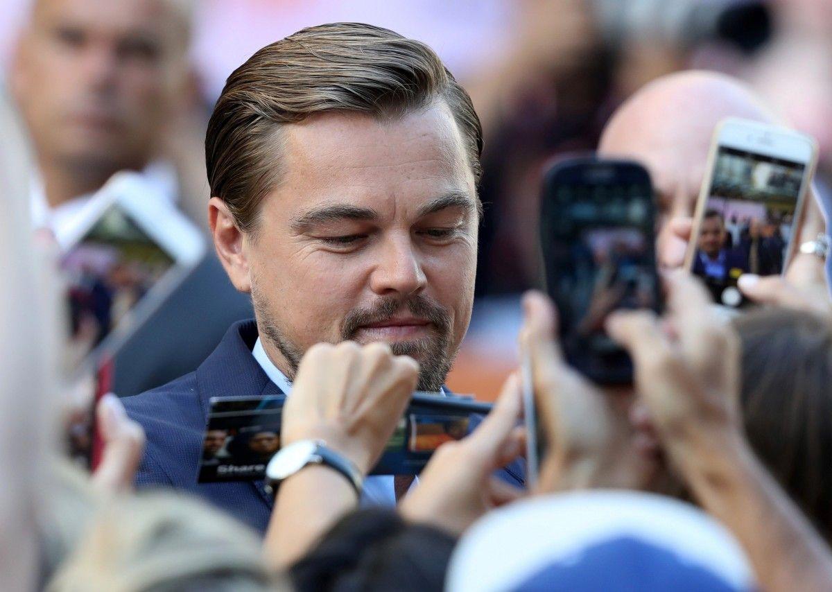 Поддался тренду: Ди Каприо впервые в карьере решил сняться в сериале photo