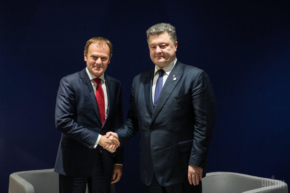 Туск: Надеюсь, кначалу зимы ЕСпродлит санкции против Российской Федерации