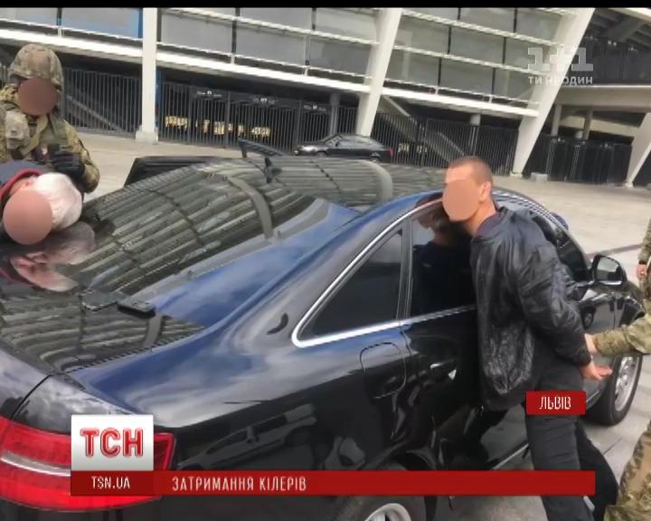 Во Львове избрали меру пресечения подозреваемым в покушении на убийство предпринимателя Копитко /