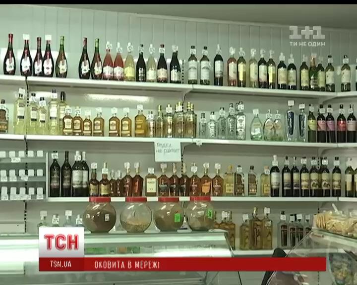 В інтернеті у вільному доступі українцям продають контрабандний та неякісний алкоголь /