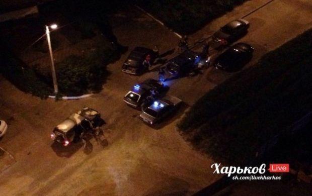 ВХарькове участника массовых беспорядков встудгородке арестовали