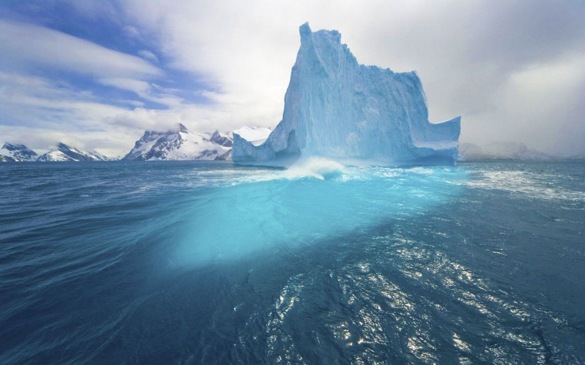 Interesting iceberg hdq images collection: 3568111, 1366x768 px