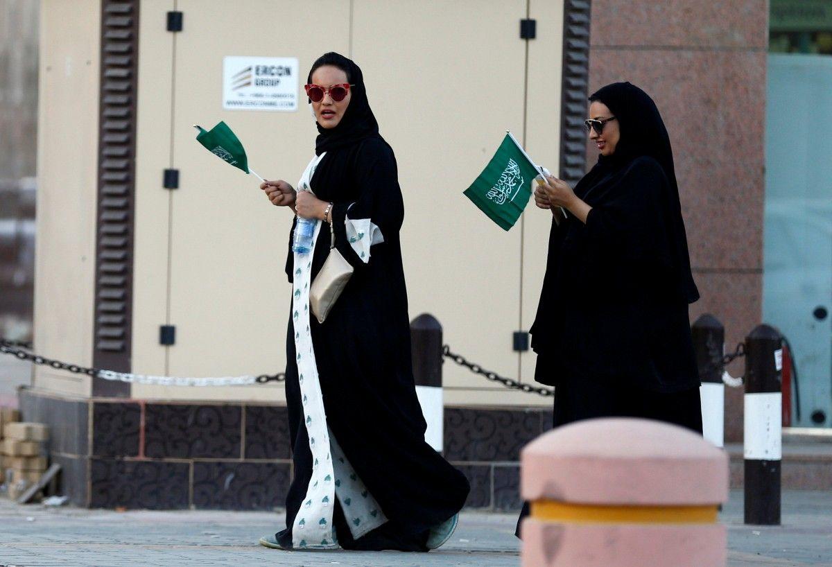 Саудовская Аравия, Эр-Рияд / REUTERS