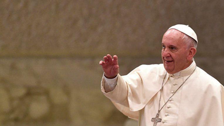 Папа Римский Франциск посетит Грузию