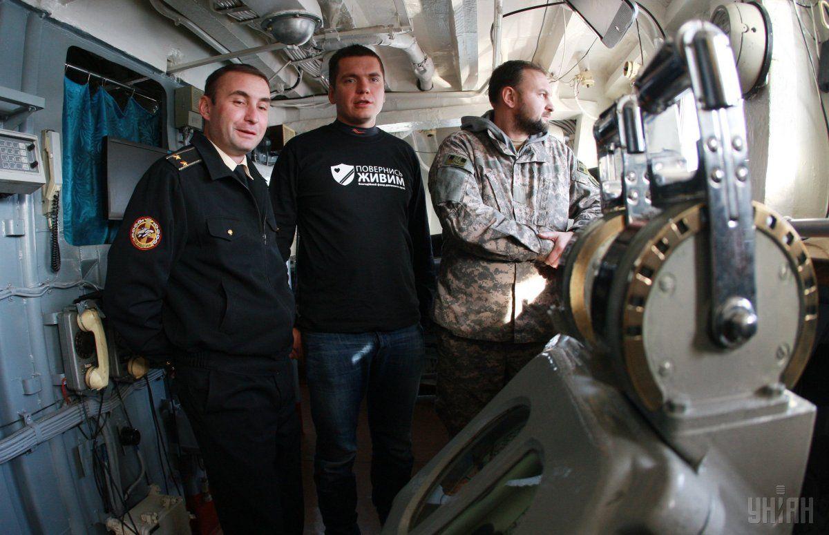 До дня Збройних Сил України волонтери