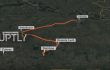 Звіт по катастрофі MH-17 на Донбасі <br> Скріншот з трансляції