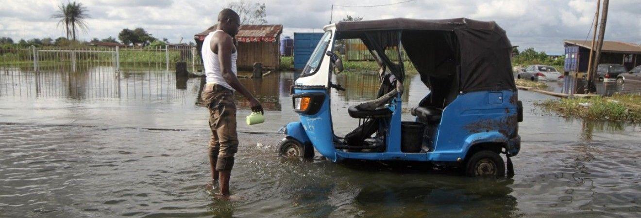 В результате наводнений в Нигерии погибли 29 человек
