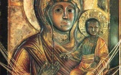 Первые иконы Богородицы: апостол-иконописец и чудо прозрения; подарок Богородицы и путешествие по волнам title=
