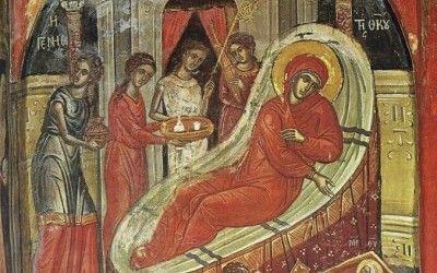 Иконография Рождества Богородицы: история образов title=