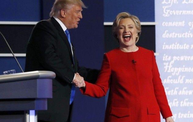 «Оннеможет быть президентом»— Клинтон оТрампе