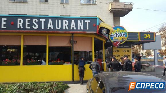 У київському кафе біля цирку сталася стрілянина, є поранені / Фото Еспресо