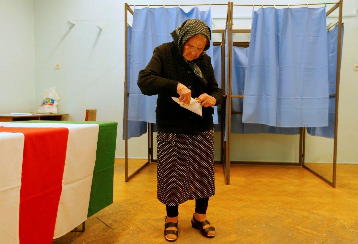 Референдум в Венгрии / REUTERS