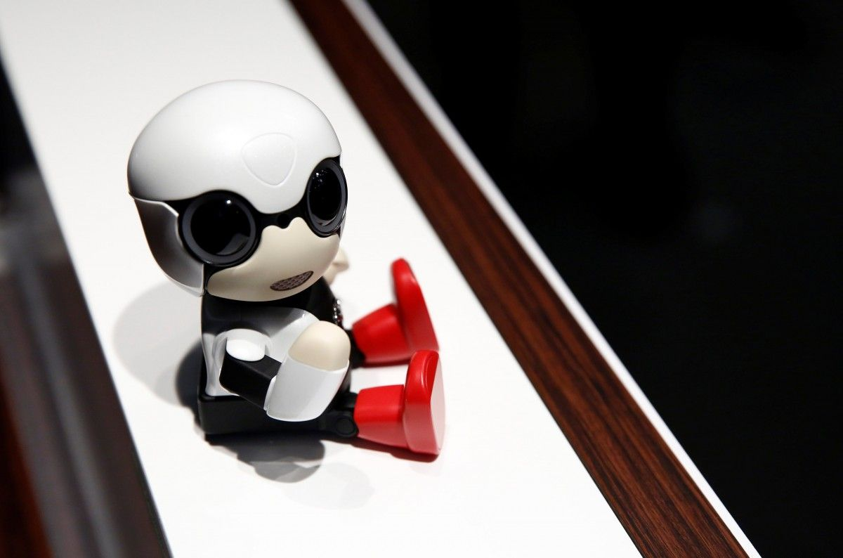 Kirobo Mini / REUTERS