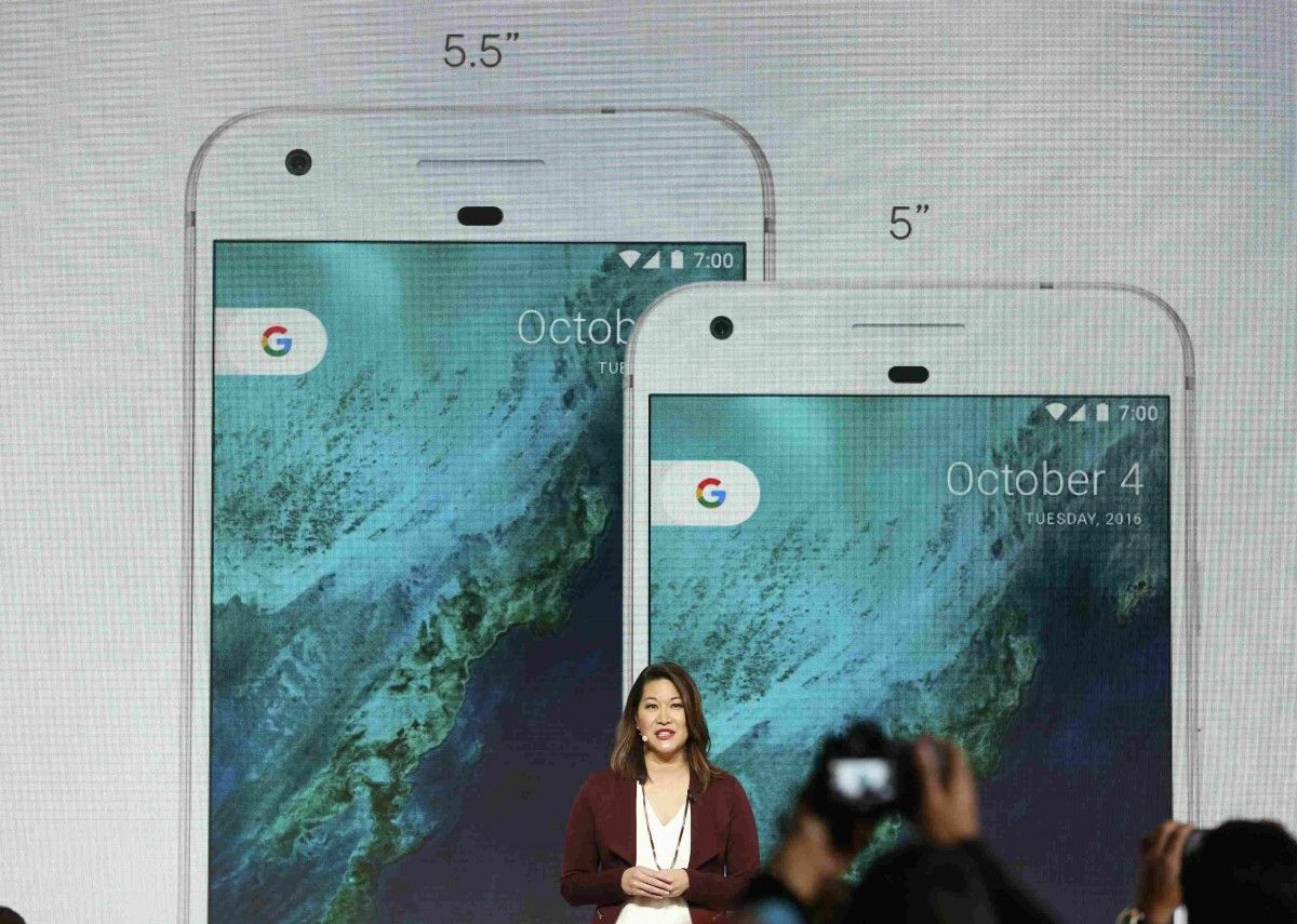 Презентация Google / REUTERS