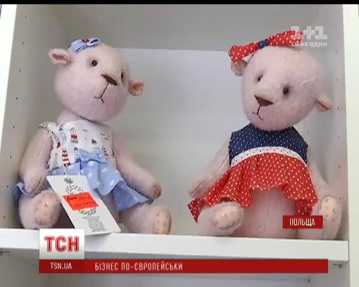 Хобі як бізнес: подружжя з України започаткувало виробництво хенд-мейд іграшок у Кракові /