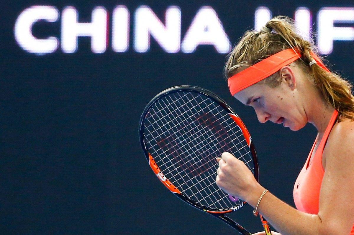 Е.Світоліна вийшла дотретього раунду тенісного турніру China Open