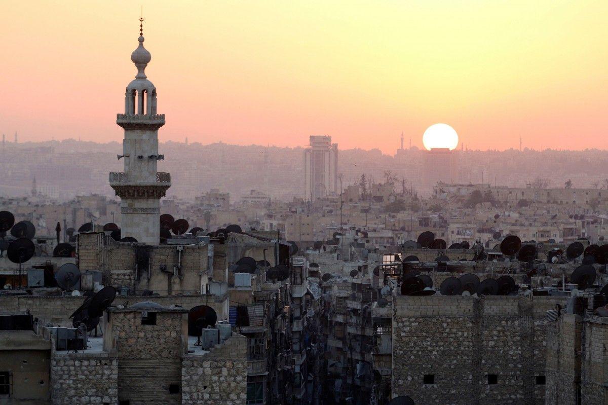 Алеппо, ілюстрація / REUTERS