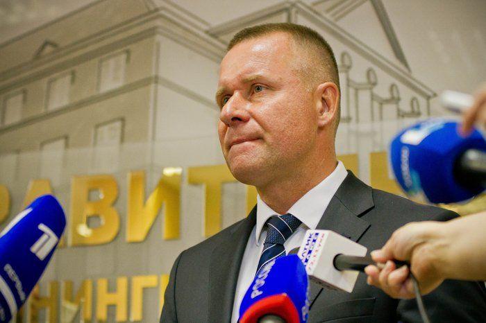 Евгений Зиничев перешел на другую работу / glavny.tv
