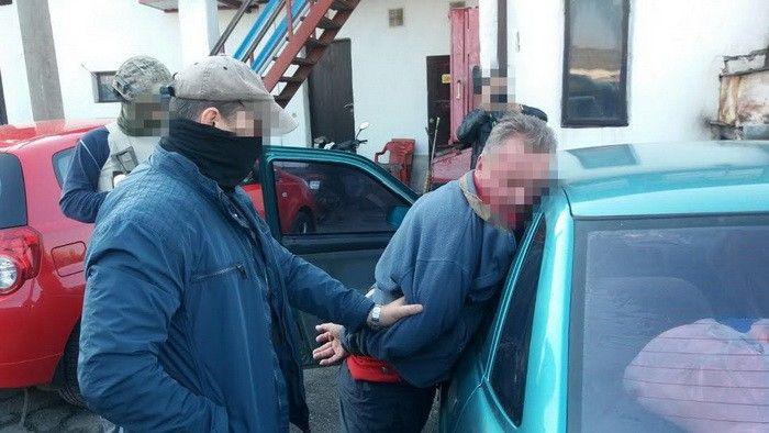 ВКиеве задержали «шпиона» из РФ