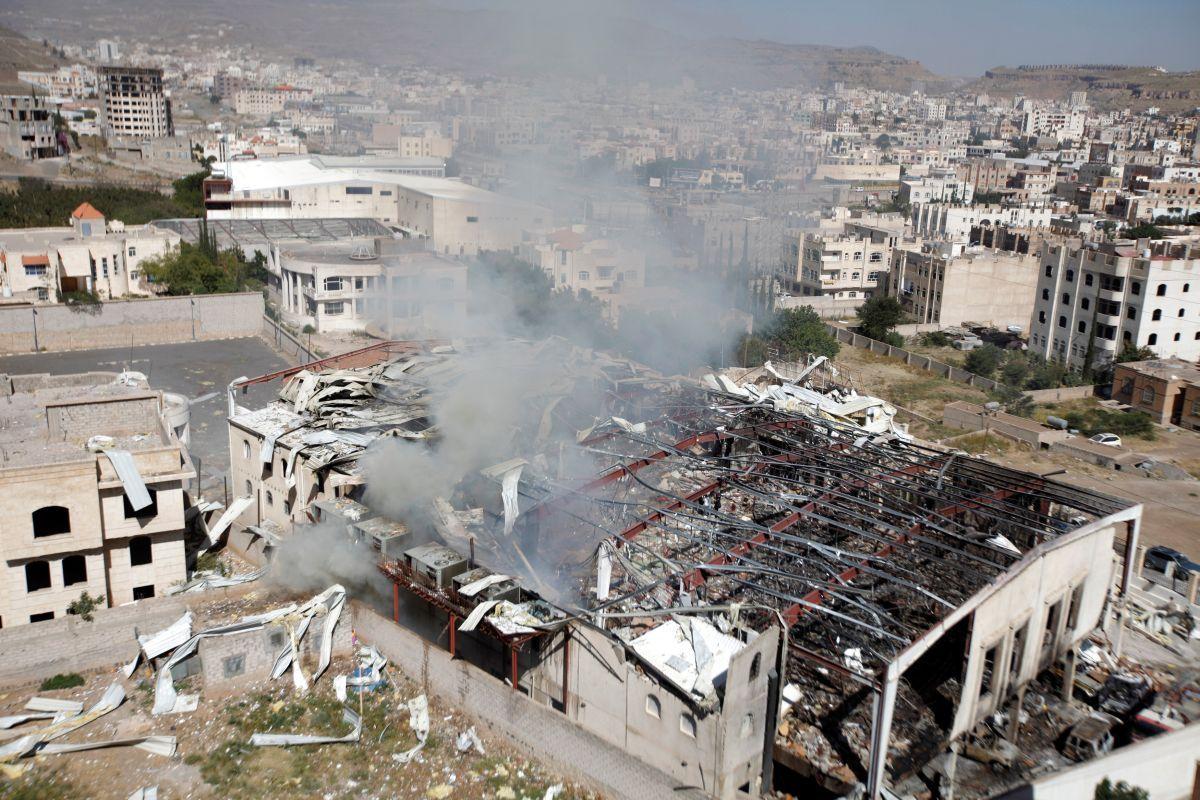 Замгенсека ООН потребовал расследовать авиаудар попохоронам вЙемене