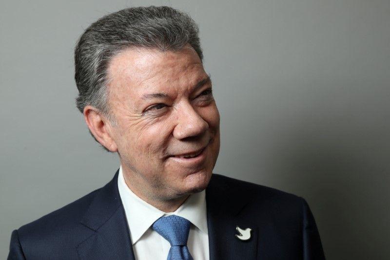 Хуан Мануель Сантос / REUTERS