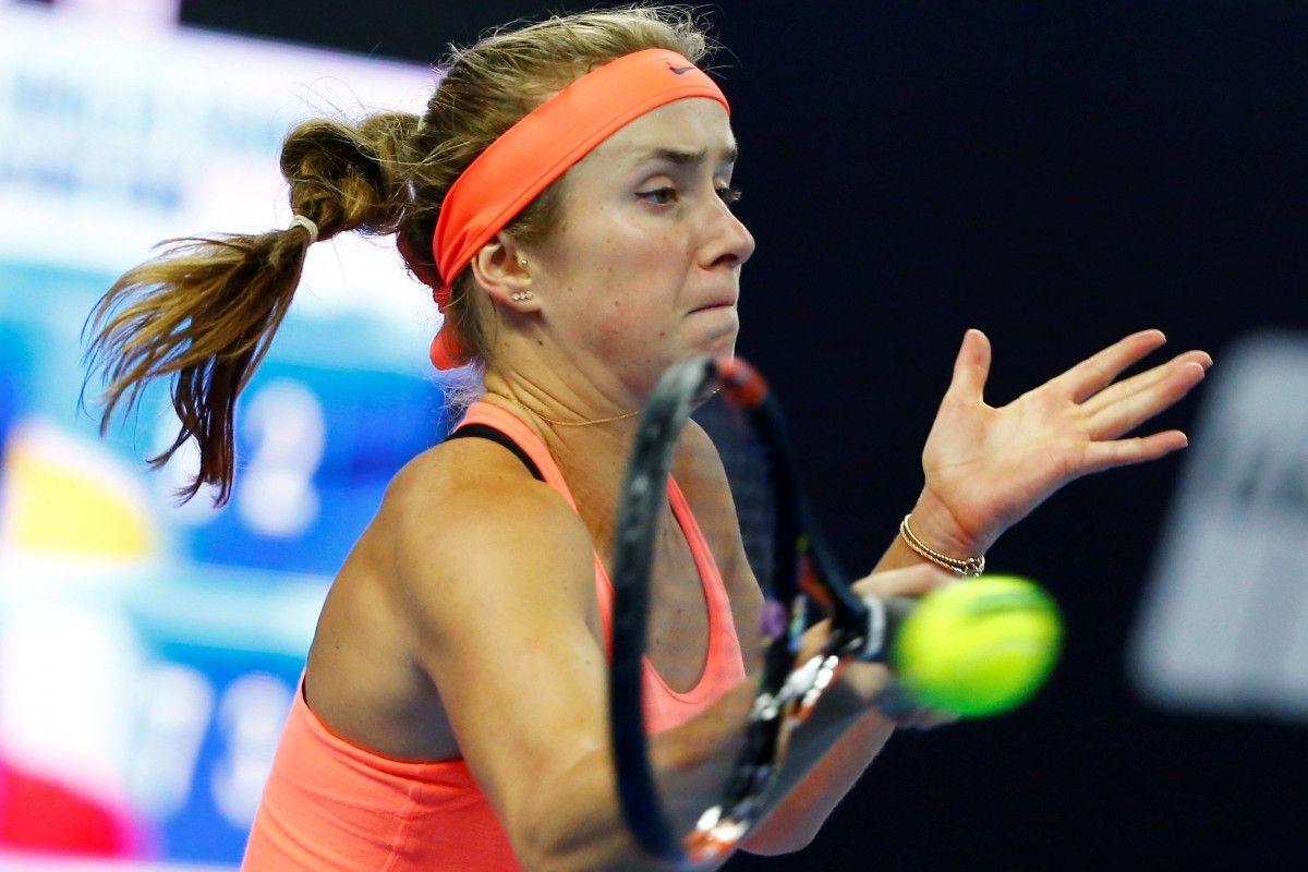 Українка Світоліна потрапила утоп-15 найкращих тенісисток світу