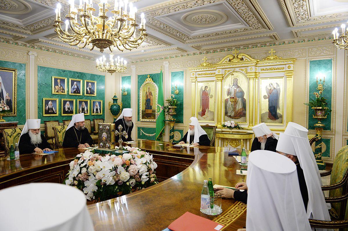 В Раде предложили предоставить особый статус УПЦ Московского патриархата / Сайт РПЦ