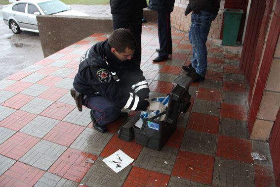 Про інцидент поліції телефоном повідомив анонім / Фото cn.npu.gov.ua