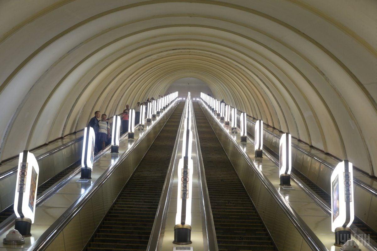 Власти столицы Украины обсуждают новейшую скандальную стройку над станцией метро— «Героев Днепра» недостаточно