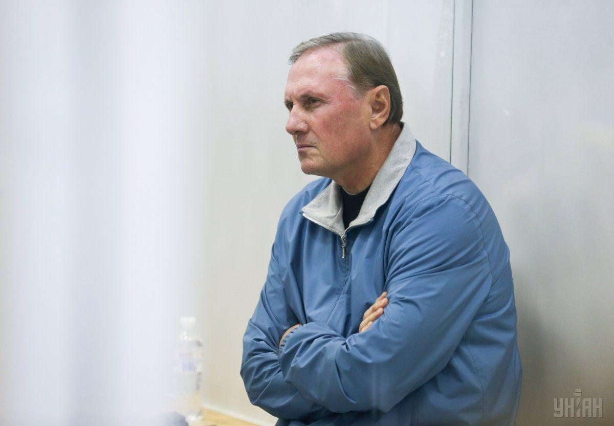 Ефремов заявил, что не принимал участия в подготовке