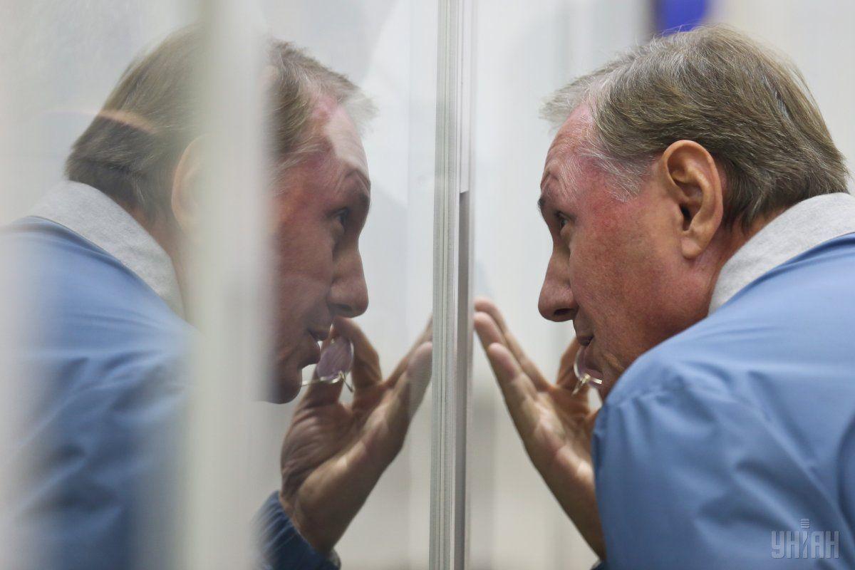 Апелляционный суд оставил Ефремова под стражей до24ноября