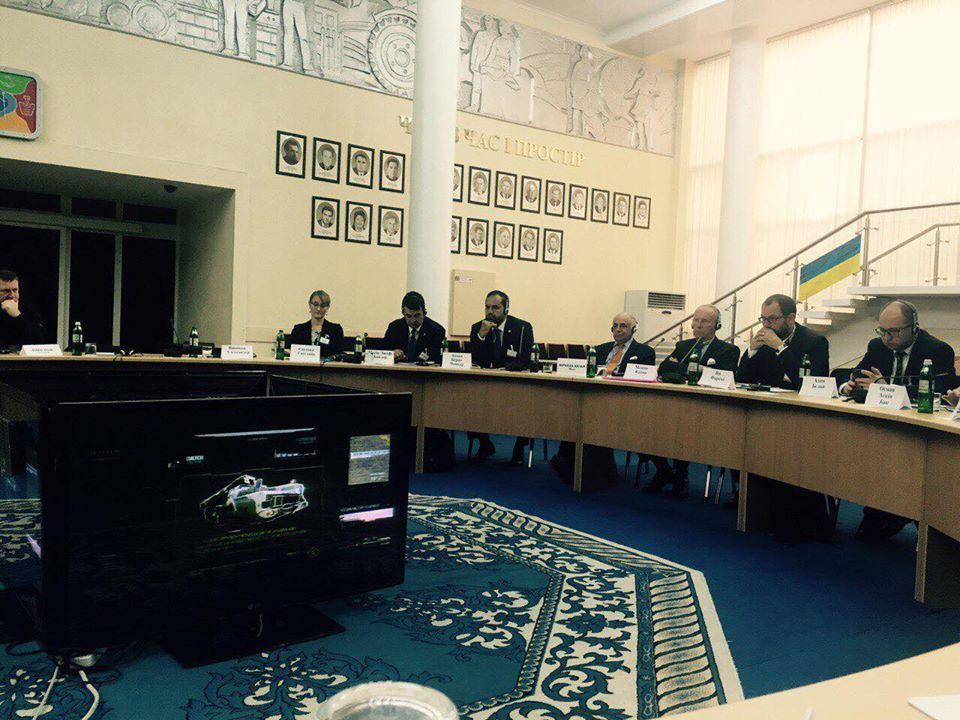 Нардеп: Через такі заходи ми можемо поглибити контакти заради більш глибокого співробітництва з країнами НАТО / Фото facebook.com/Iryna.Friz