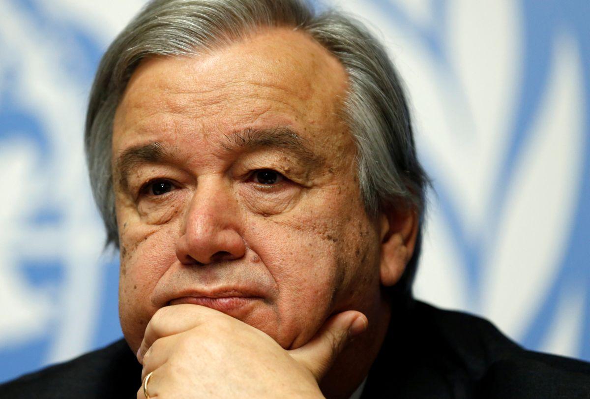 На думку генсекретаря ООН, більша частина сьогоднішніх конфліктів у світі залишаються внутрішніми / REUTERS