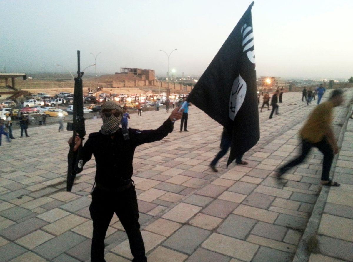Боевик ІДІЛ / REUTERS