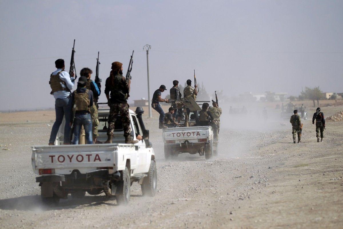Минобороны опубликовало список группировок, присоединившихся кперемирию вСирии