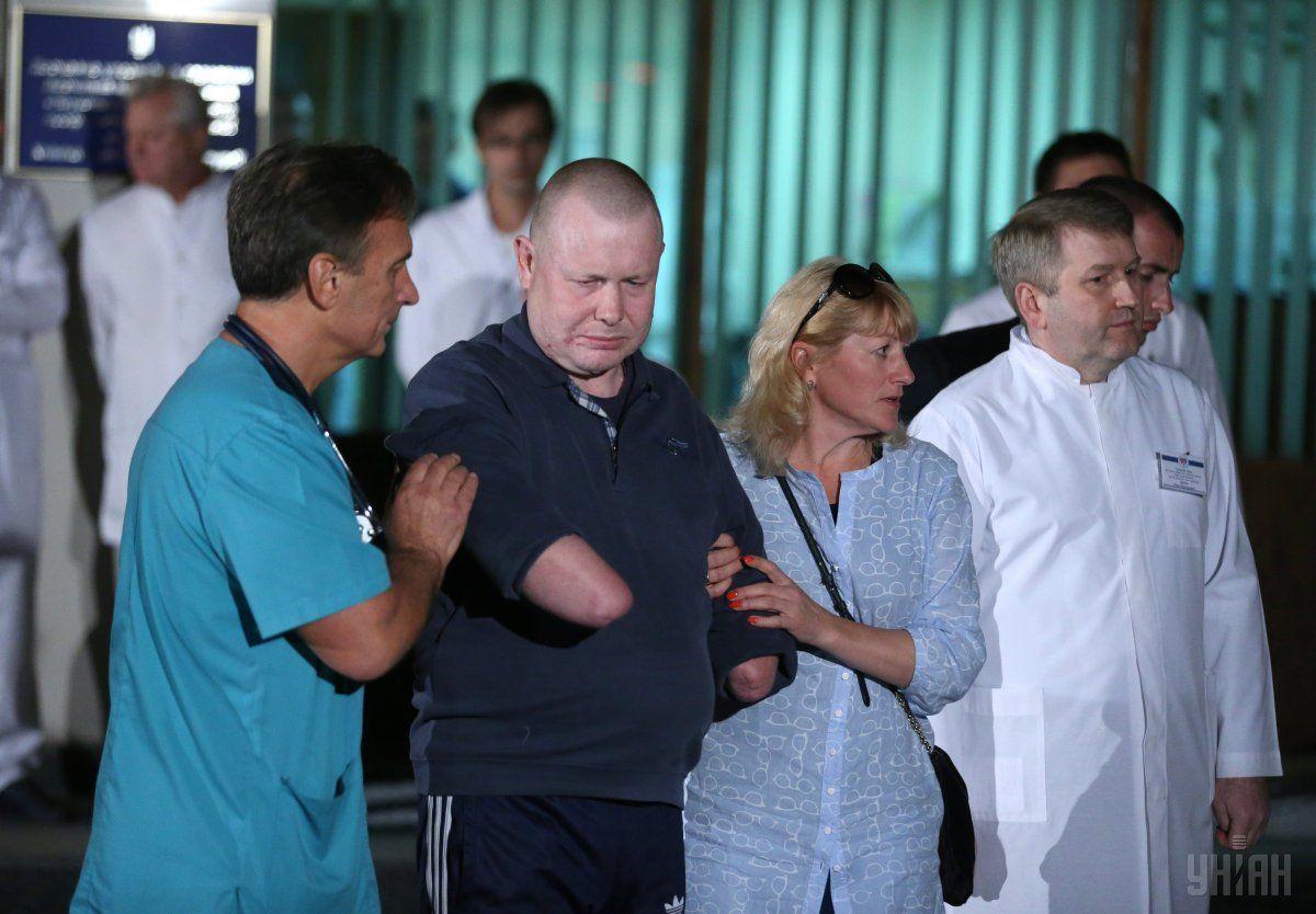 Депутат Европарламента помогла организовать лечение Жемчугова / Фото УНИАН