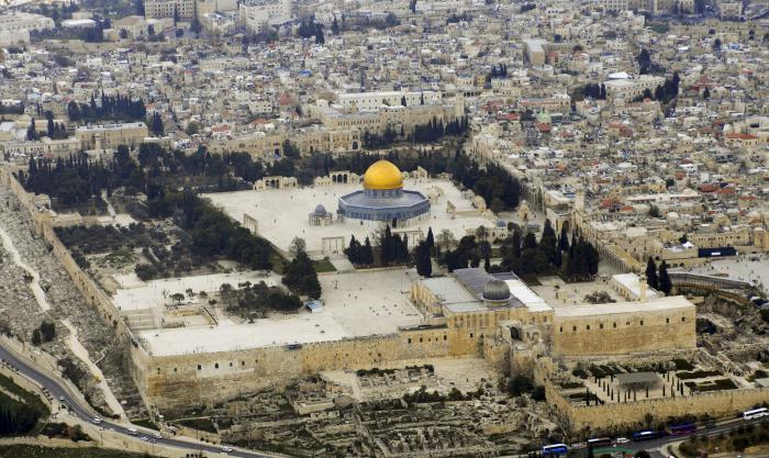 Израиль остановил контакты сЮНЕСКО из-за Храмовой горы