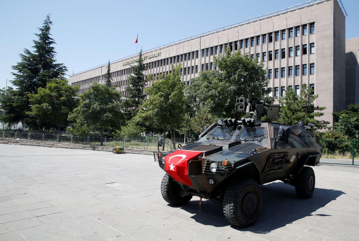 Анкару оставили без гласных шествий имитингов из-за террористов